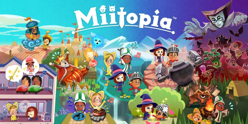 Miitopia su Nintendo 3DS è in seconda posizione console di questa classifica numero 30 diffusa da AESVI e redatta da GfK Retail and Technology