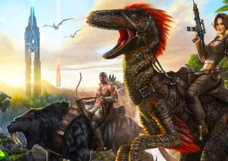 Ark Survival Evolved B