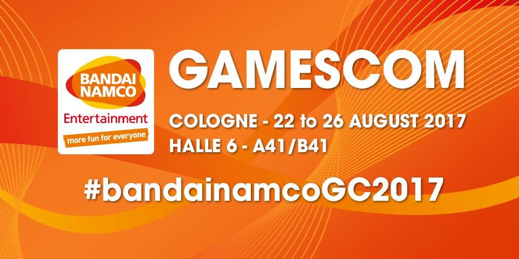 Bandai Namco Gamescom 2017