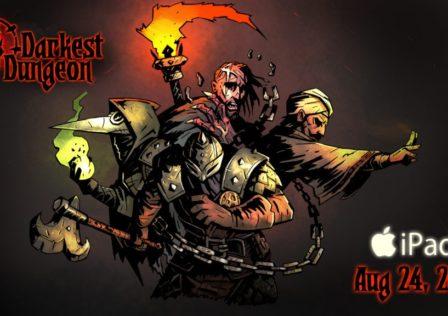 Darkest Dungeon iPad