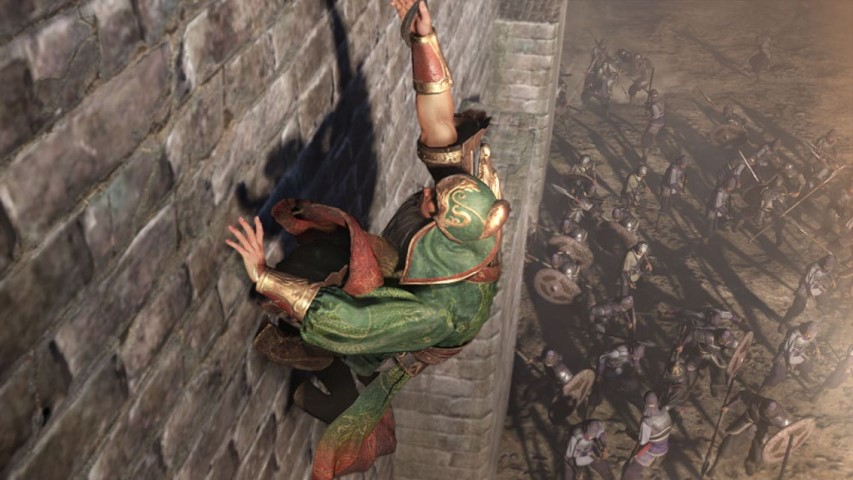 Dynasty Warriors 9 A