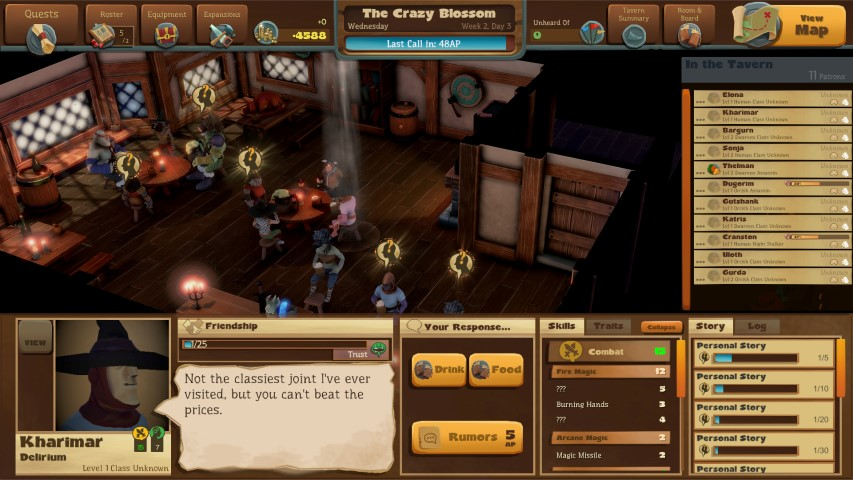 Epic Tavern EA Screenshots_3