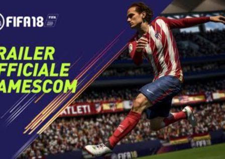 Fifa 18 Gamescom 2017
