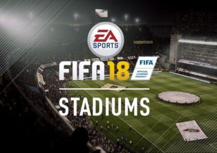 Fifa 18 Stadi