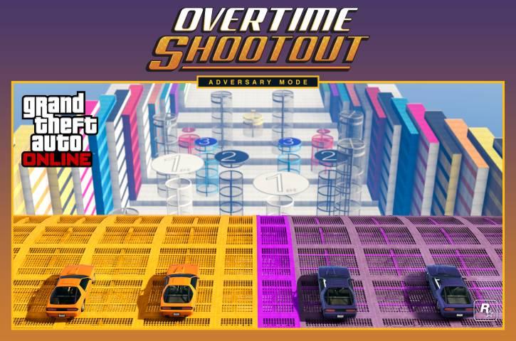 GTA Online Overtime Shootout