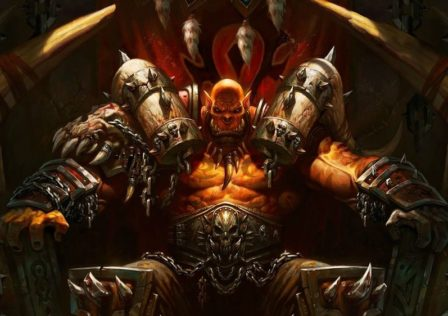 Garrosh Malogrido Heroes of the Storm