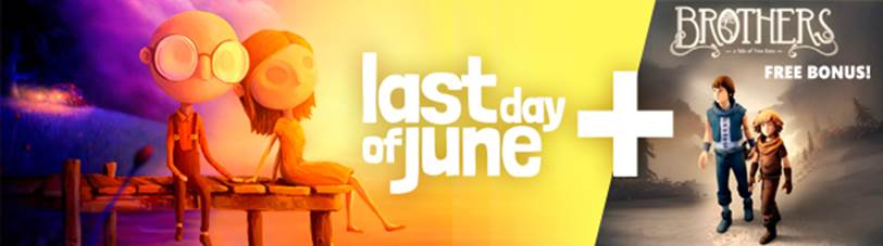 Last Day of June e Brothers