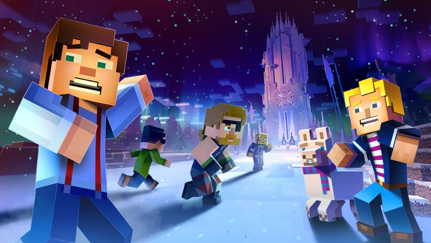 Minecraft Story Mode - Season Two (1)