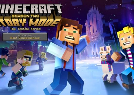 Minecraft Story Mode - Season Two (2)