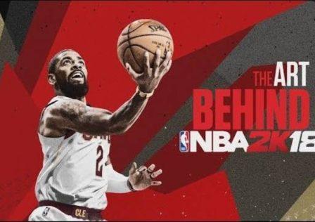 NBA 2K18 The Art Behind...