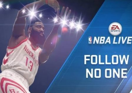 NBA Live 18 James Harden
