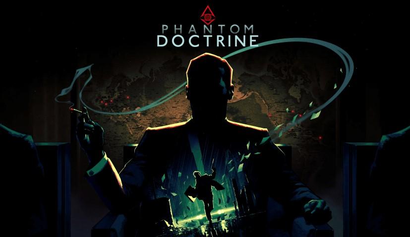 Phantom Doctrine - Key Art