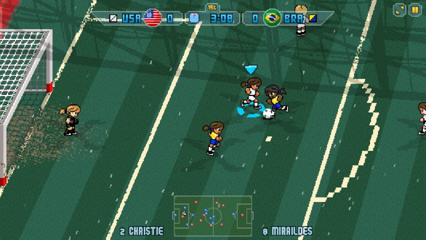Pixel Cup Soccer 2017 B