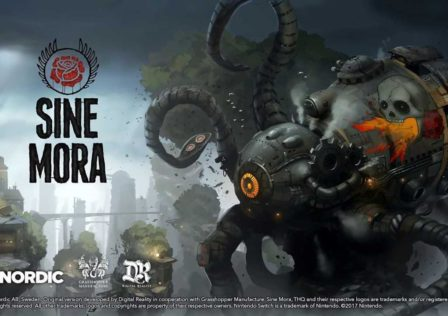 Sine Mora Ex Header