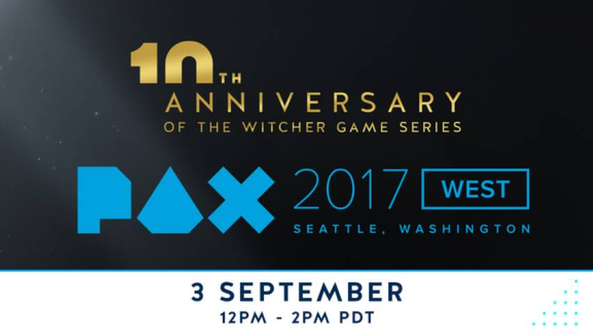 THe Witcher panel PAX WEST 2017