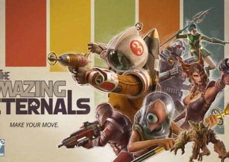 The Amazing Eternals (1)