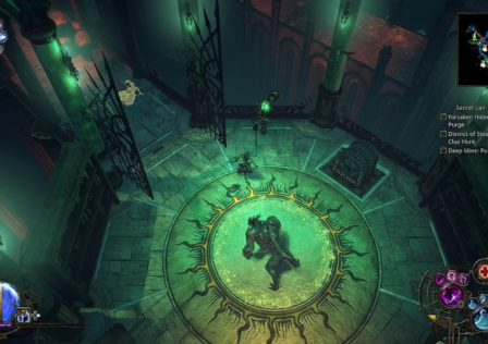 The Incredible Adventures of Van Helsing II PS4