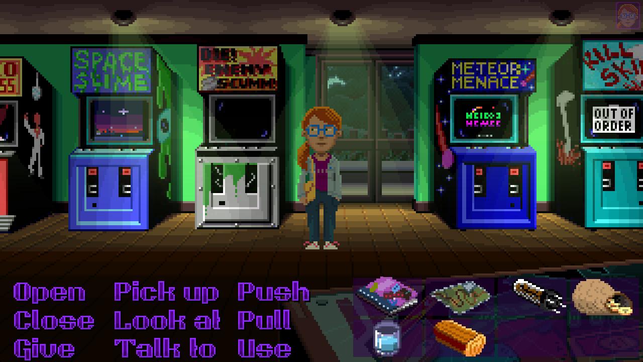 La sala giochi è aperta... adesso si dovranno cercare i gettoni per cimentarsi negli arcade presenti