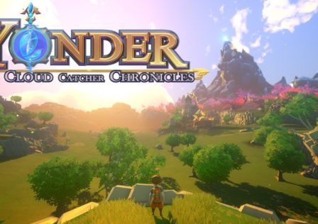 Yonder The Cloud Catcher Chronicles Header