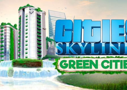 Citeis Skylines Green Cities