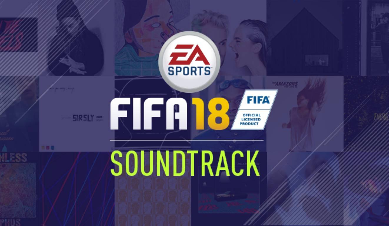 Fifa 18 colonna sonora