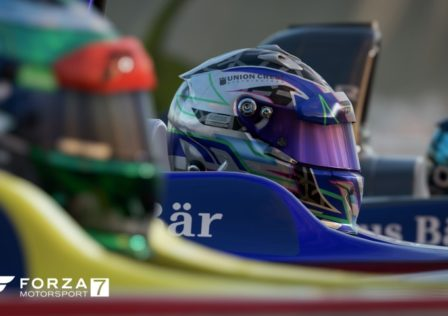 Forza Motorsport 7 Preview Helmet Close up