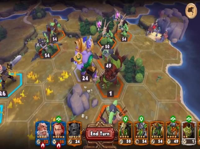 InnoGames aggiorna e rilancia Warlords of Aternum, strategico mobile precedente conosciuto col titolo di Wooga