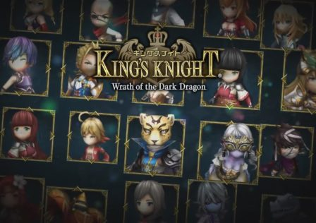 King's Knight – Wrath of the Dark Dragon
