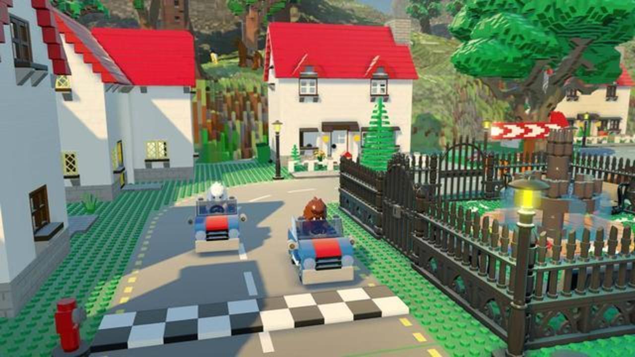 Lego Worlds B