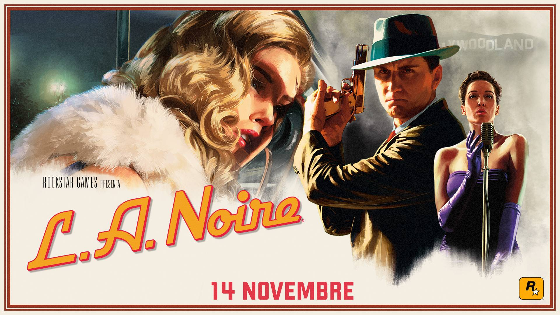 Los Angeles Noire _Artwork