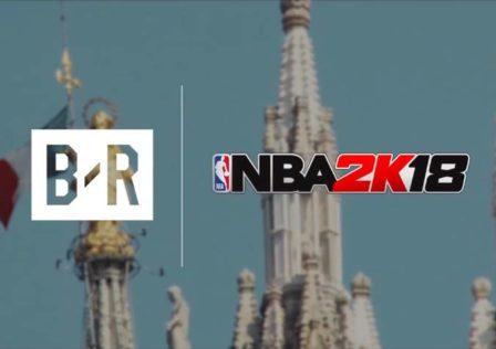 NBA 2K18 Milano