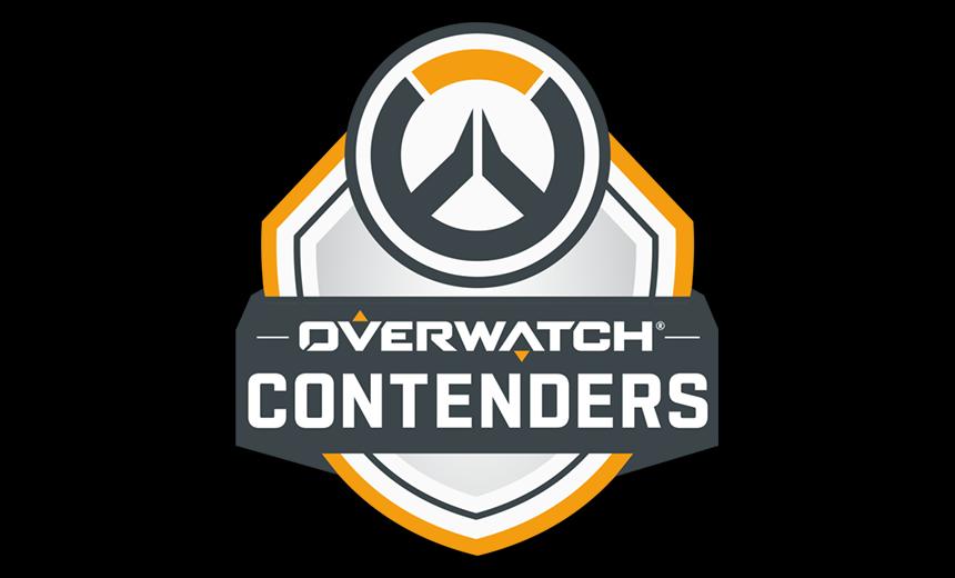 Overwatch Contenders logo