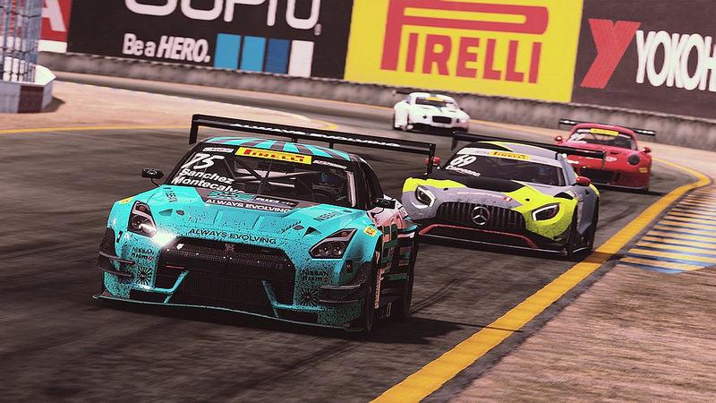 Project Cars Pirelli