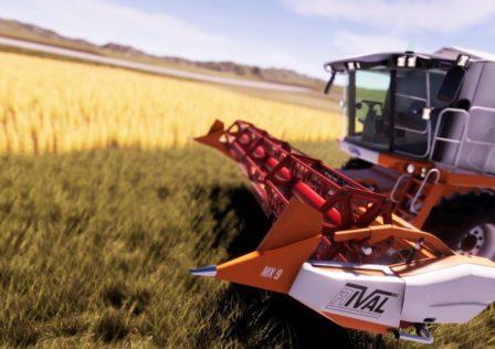 Real Farm_Screenshot_Harvester 2