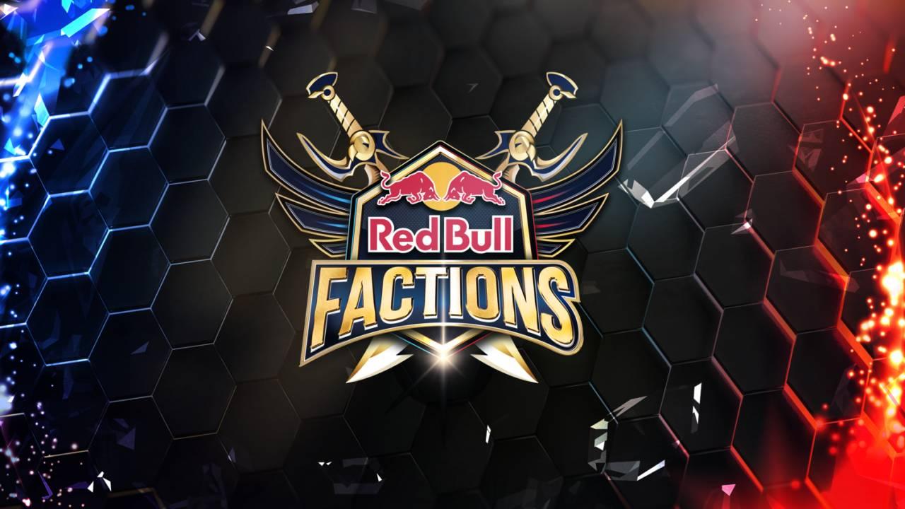 Redbull Factions 2017