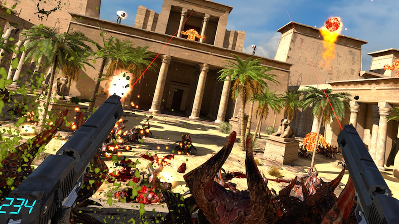 Serious Sam VR The Last Hope A