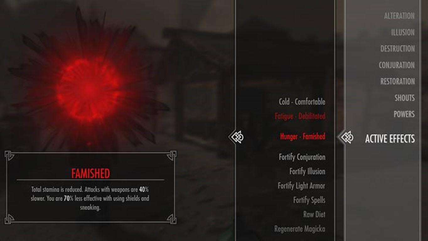 Skyrim_Survival_Famished