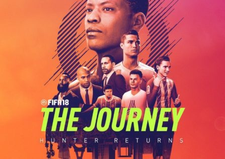 The Journey fifa 18