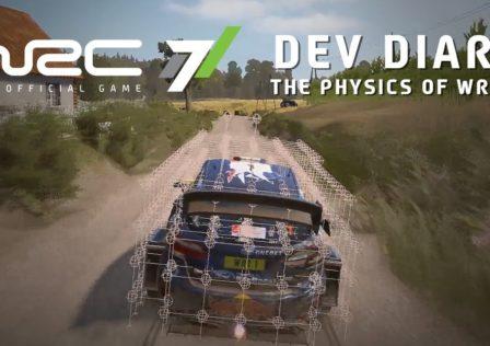 WRC 7 Dev Diary