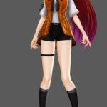Yuri Kozukata's Outfit (Fatal Frame)