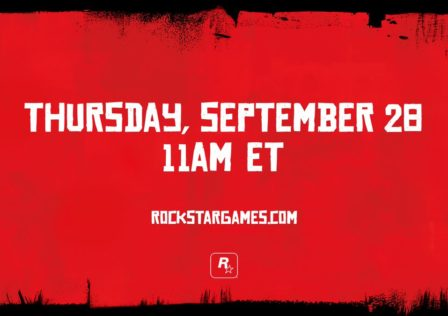 rockstar games prenanuncio red dead redemption 2