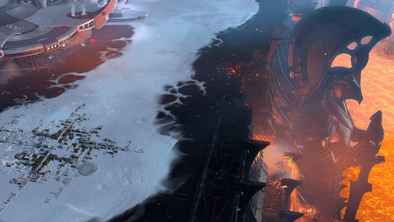 Dawn of War III, introdotto l'aggiornamento Endless War