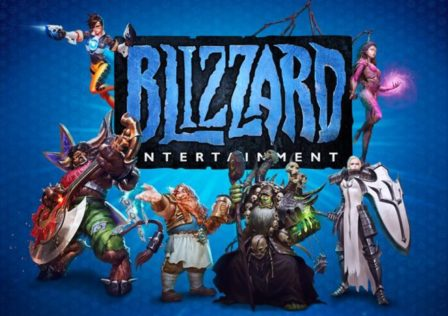 Blizzard Lucca Comics 2017