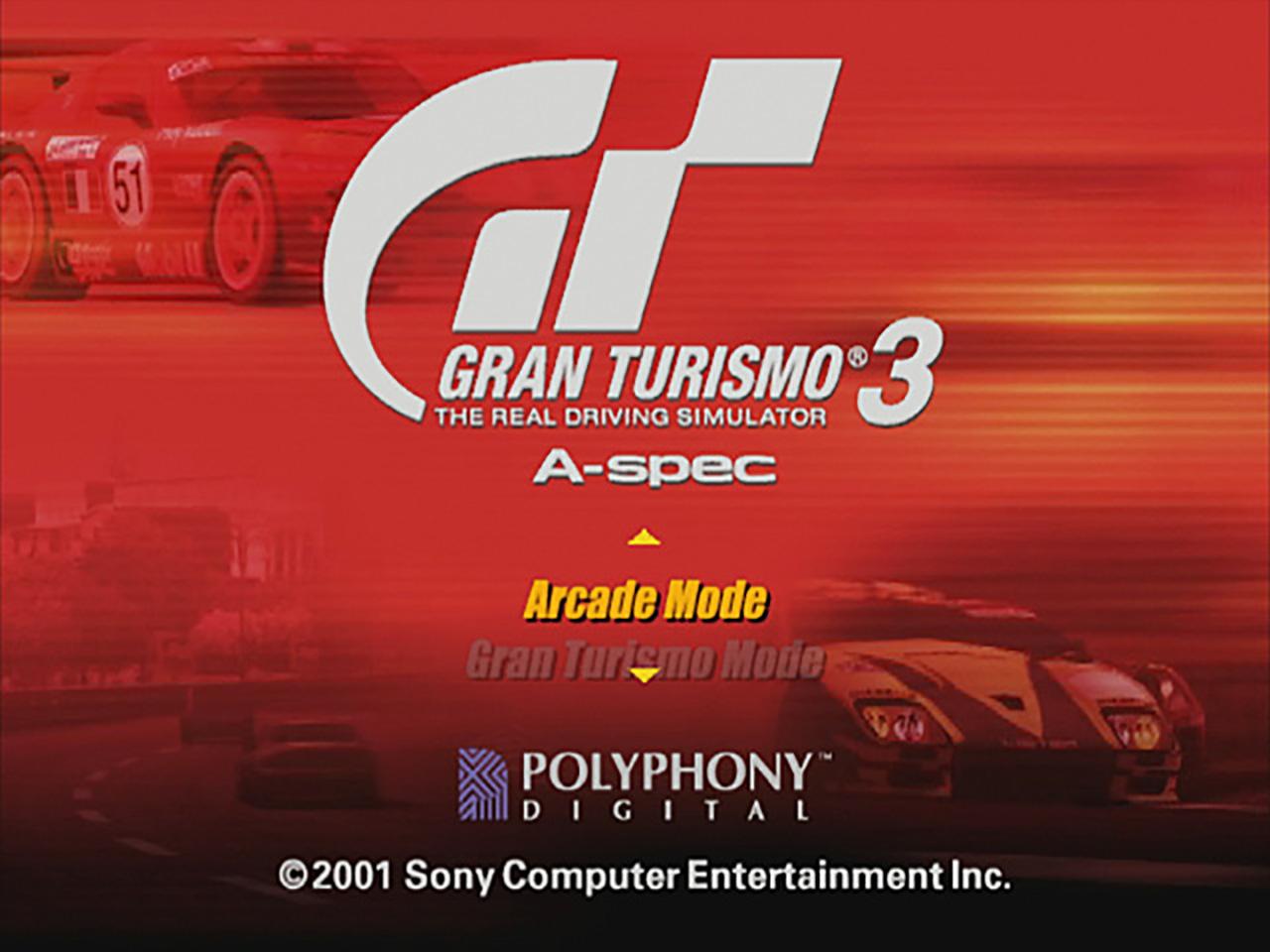 GT 3 A Spec