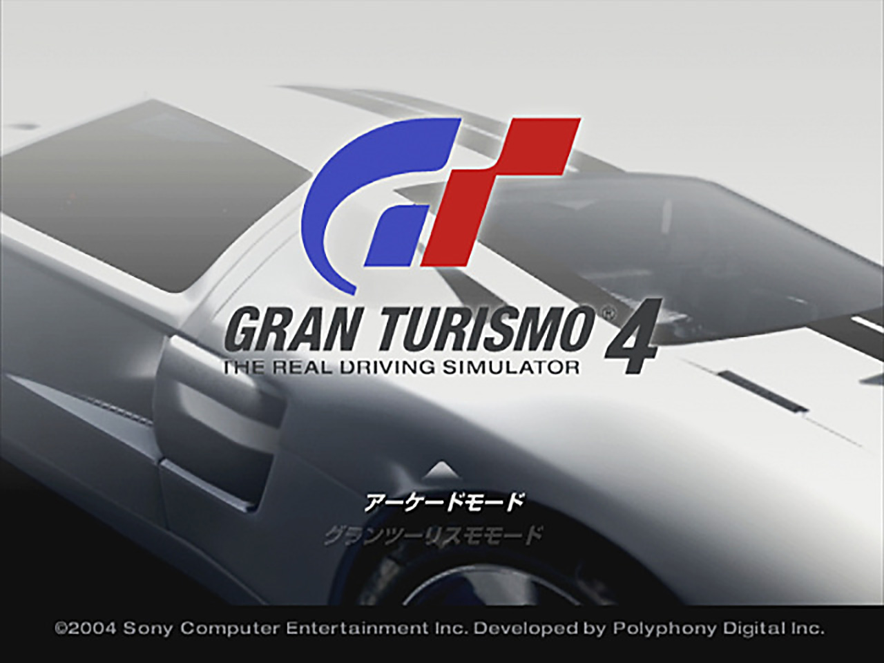 GT 4 Cover