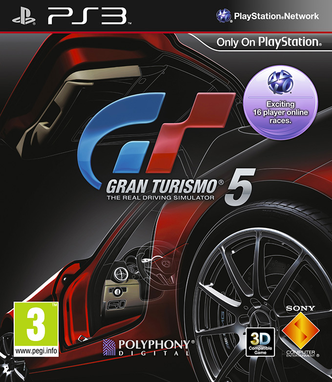 GT 5 cover