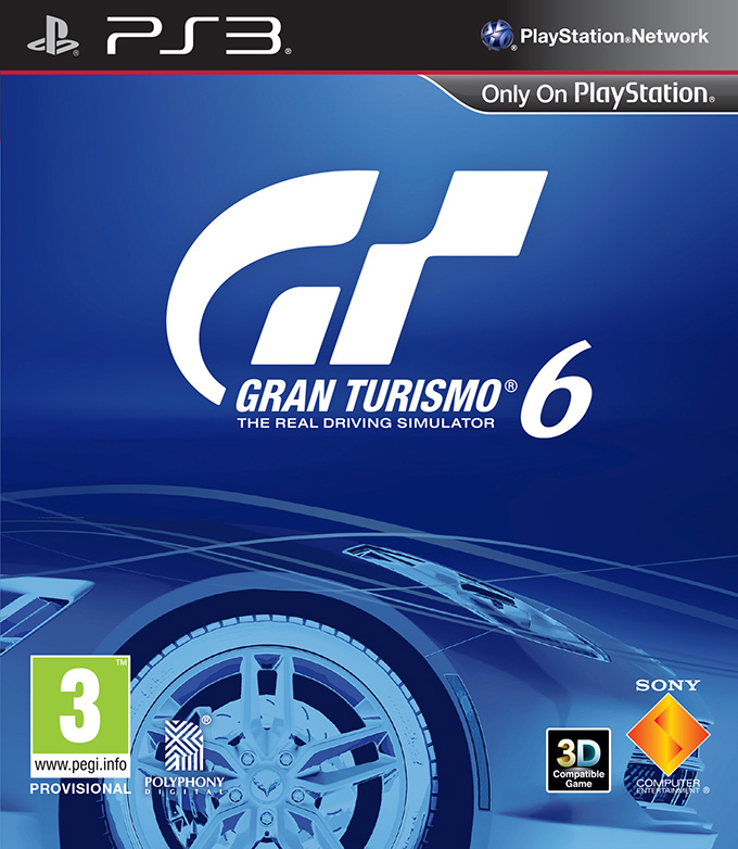 GT 6 cover