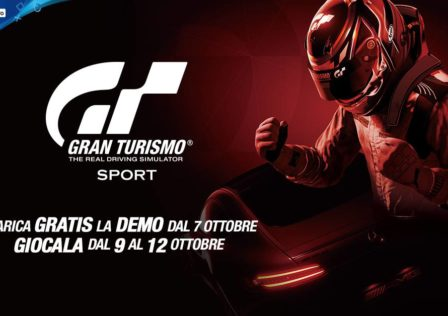 GT Sport_Demo a tempo limitato