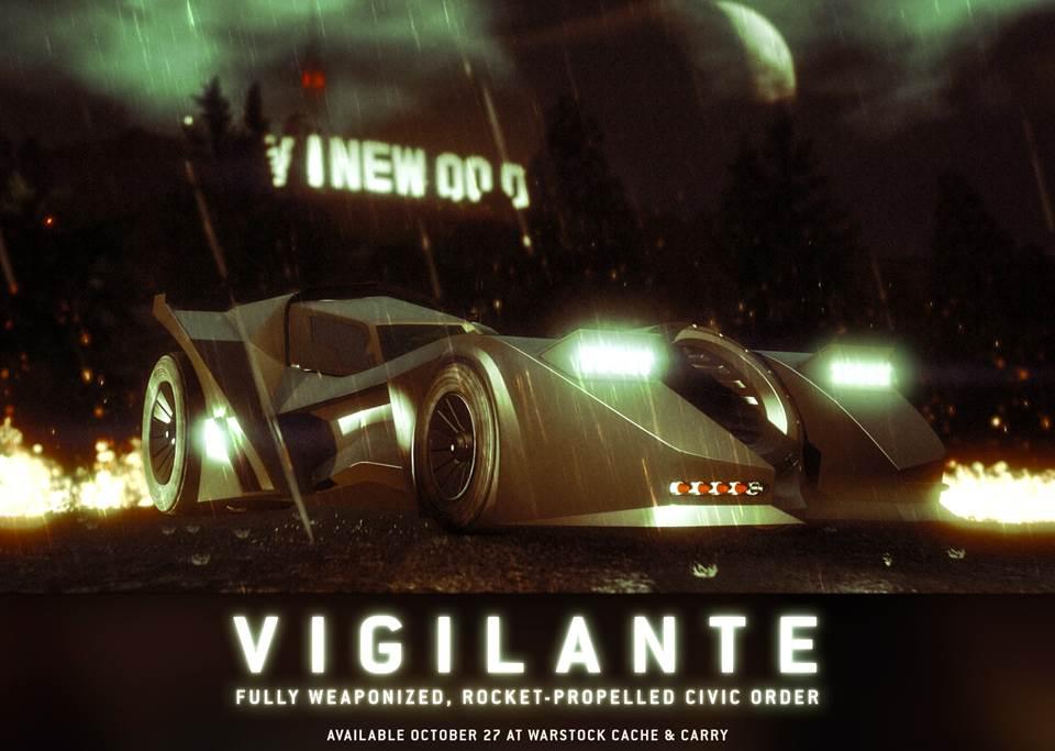 GTA Online Vigilante A