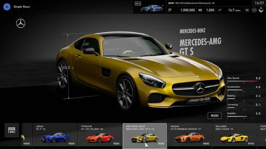 Gran Turismo Sport Demo C